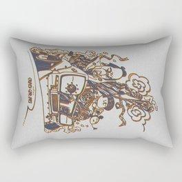 Crazy Car Art 0124 Rectangular Pillow