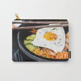 Korean Bibimbap Carry-All Pouch