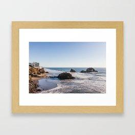 Sutro Baths, San Francisco  Framed Art Print