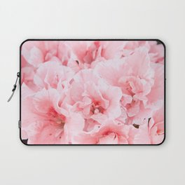 Pink Azalea Flower Dream #2 #floral #decor #art #society6 Laptop Sleeve