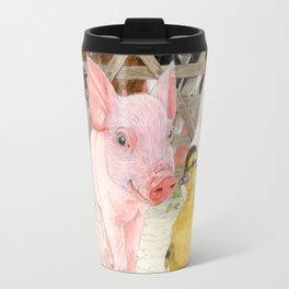 The Farm Travel Mug