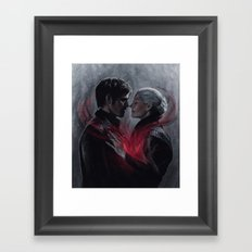 I Know Your Heart Framed Art Print