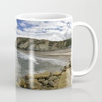 agnes Mugs featuring St Agnes by Mark Nelson