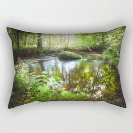 Who am I Rectangular Pillow