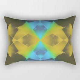 Crystal Prism Delay Rectangular Pillow