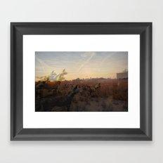 wilderness 5 Framed Art Print