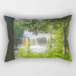 The Falls Rectangular Pillow