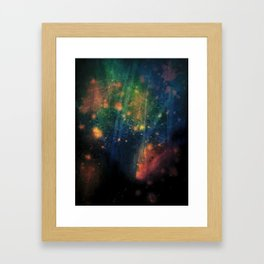 Abstract Art/ Framed Art Print