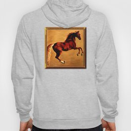 The Horse, after  George Stubbs Hoody