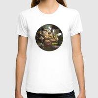 macarons T-shirts featuring Macarons (Ladurée) by Nick De Clercq