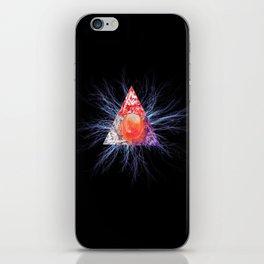Beyond the Dark Logo iPhone Skin