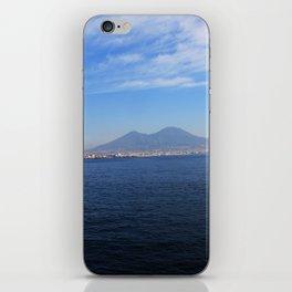 Vesuvio, Naples iPhone Skin