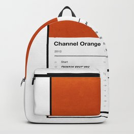 Channel Orange Tracklist Backpack