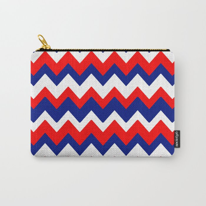 Red, White and Blue, 2016 Carry-All Pouch