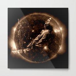 Miles Davis - Jazz´n away Metal Print
