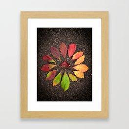 Leaf Love No.1 Framed Art Print
