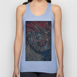 Storm Is Coming Vintage Retro Style Unisex Tank Top