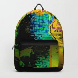 Borough Market  -  London, England Backpack