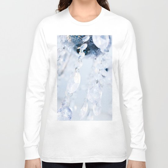 Crystals Long Sleeve T-shirt