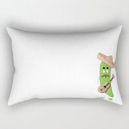 Jose el  Jalapeño Rectangular Pillow