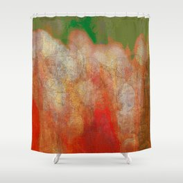 Despair Shower Curtain