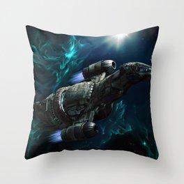 Serenity Fanart Throw Pillow
