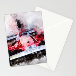 Niki Lauda No.1 Stationery Cards
