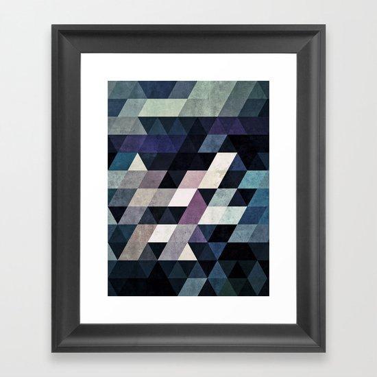 mydy cyld Framed Art Print
