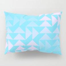 Rose Snowflake Pillow Sham