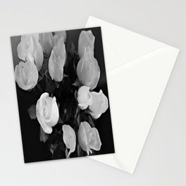 White Wedding Stationery Cards