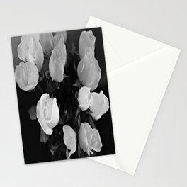 White Wedding Stationery Cards