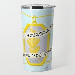 Faithful Cleric Travel Mug