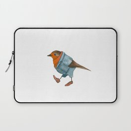 Robin in suit Laptop Sleeve