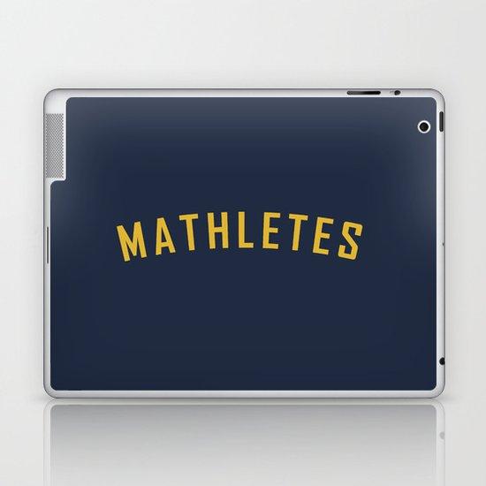 Mathletes - Mean Girls movie Laptop & iPad Skin