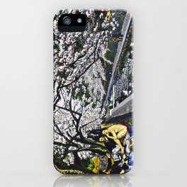 Le Bain in Shukugawa Koen iPhone Case