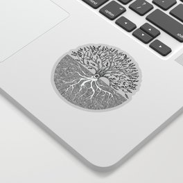 Druid Tree of Life Sticker
