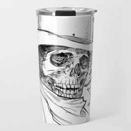 J*hn Wayne's Teeth Travel Mug