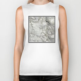 Bay of Fundy Rock No.1 | Texture | Nadia Bonello | Canada Biker Tank