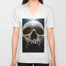 Skull 13 Unisex V-Neck
