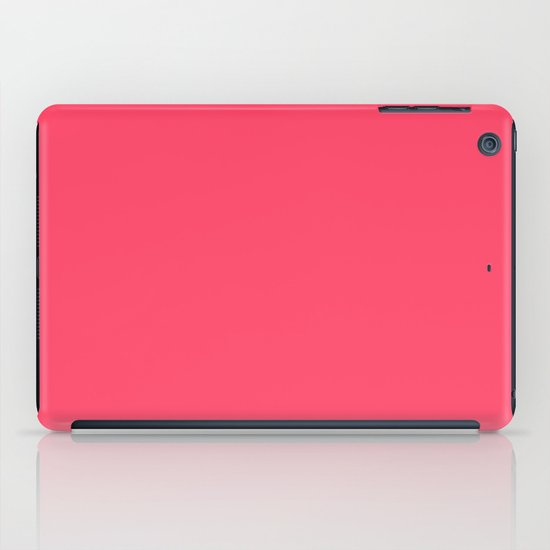 Pinky Red iPad Case