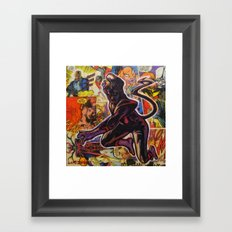 Nightrawler Framed Art Print