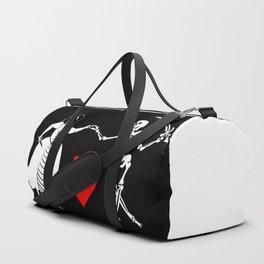 Pirate Queen Jacquotte Delahaye's Flag Duffle Bag