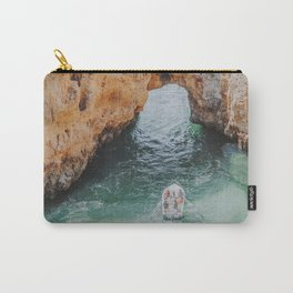 boat life iii / lagos, portugal Carry-All Pouch