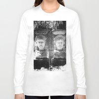 equality Long Sleeve T-shirts featuring Equality by Sandy Broenimann