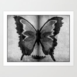 Can you see it? Art Print