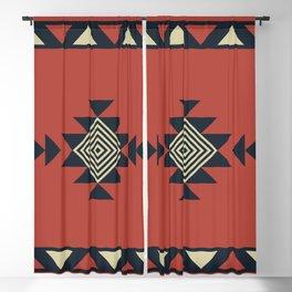 Aztec pattern Blackout Curtain