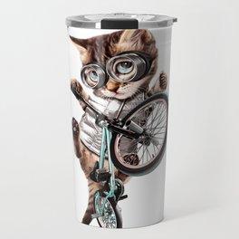 BMX CAT Travel Mug