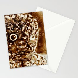 Terminal Recession Stationery Cards