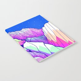 The vibrant Peak Notebook