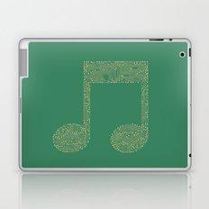 Techno Music Laptop & iPad Skin